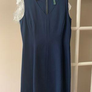 Lauren Ralph Lauren classic blue dress